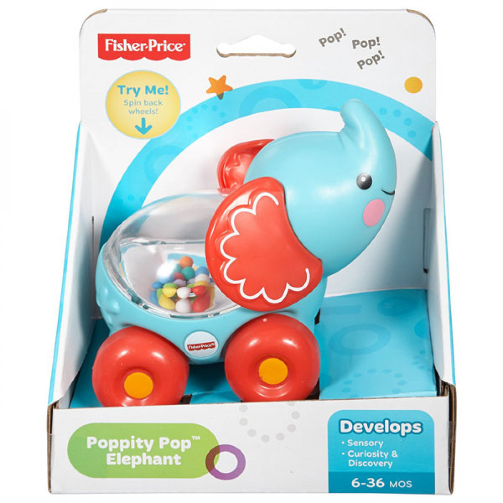 FISHER PRICE moje prvo vozilo MABGX29