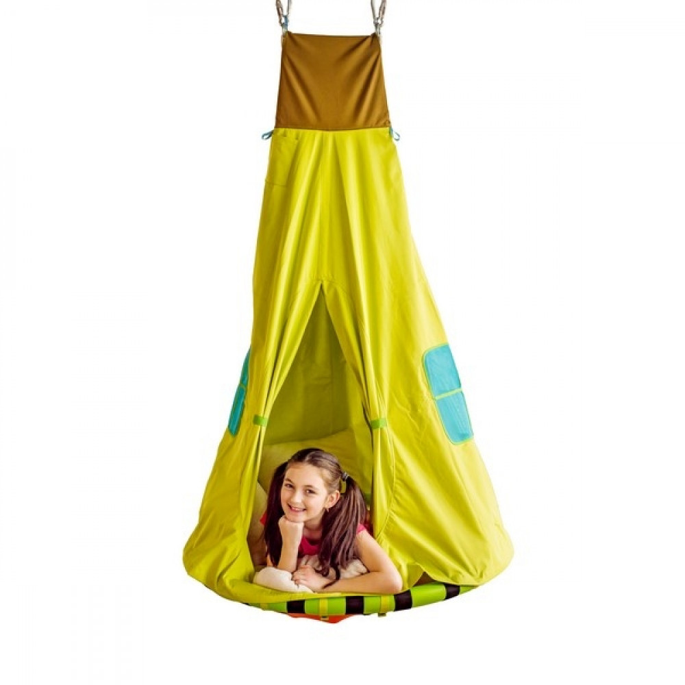 WOODY Viseći šator - ljuljaška 91862