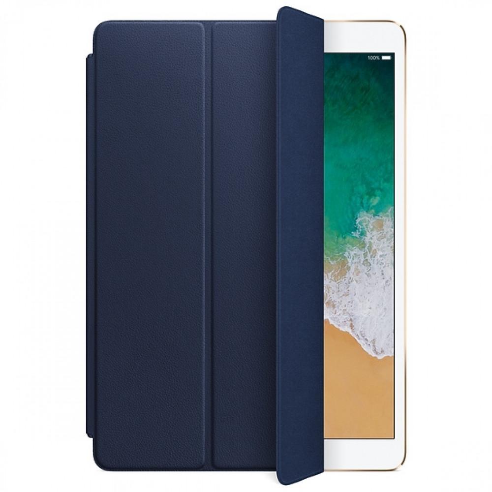 APPLE zaštitna maska Leather Smart Cover for 10.5-inch iPad Pro - Midnight Blue MPUA2ZM/A
