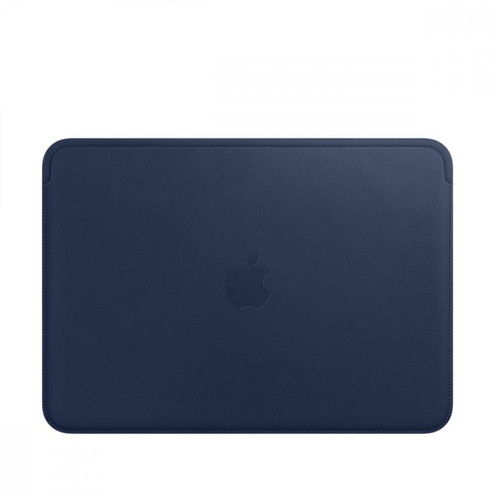 APPLE kožna futrola za MacBook 12 inča - Midnight Blue MQG02ZM/A