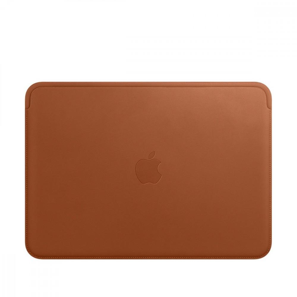APPLE kožna futrola za MacBook 12 inča - Saddle Brown MQG12ZM/A