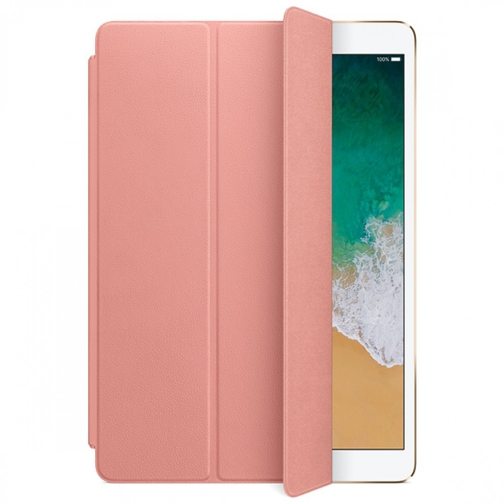 APPLE zaštitna maska Leather Smart Cover for 10.5-inch iPad Pro - Soft Pink MRFK2ZM/A