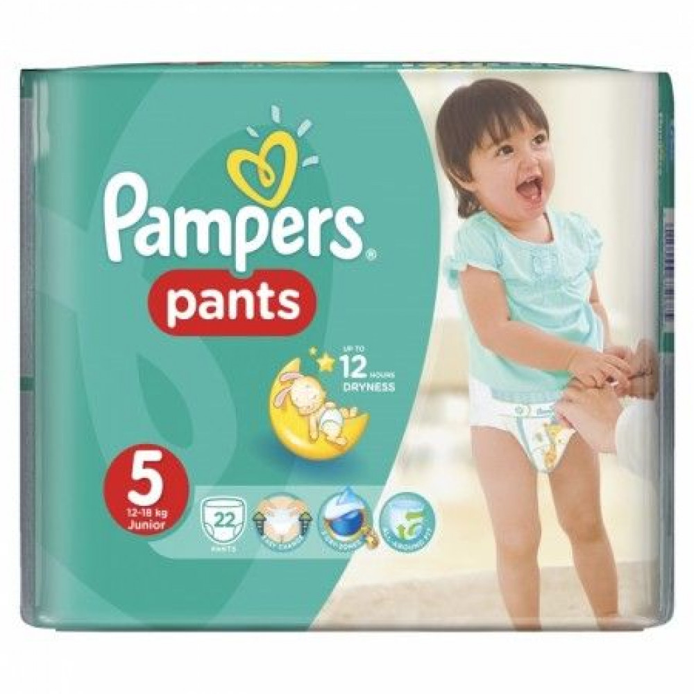 PAMPERS Pants MB 5 Junior (96)