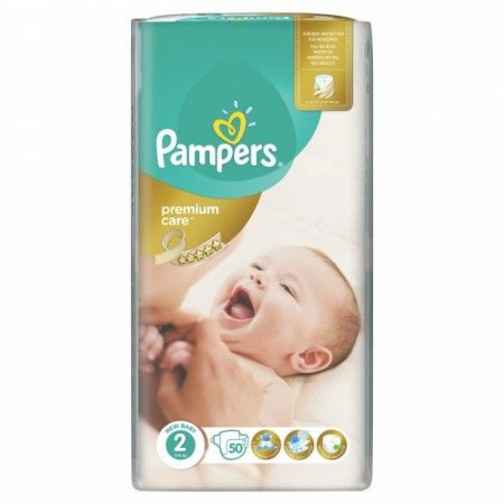 PAMPERS Premium VP 2 MINI (50) 4272