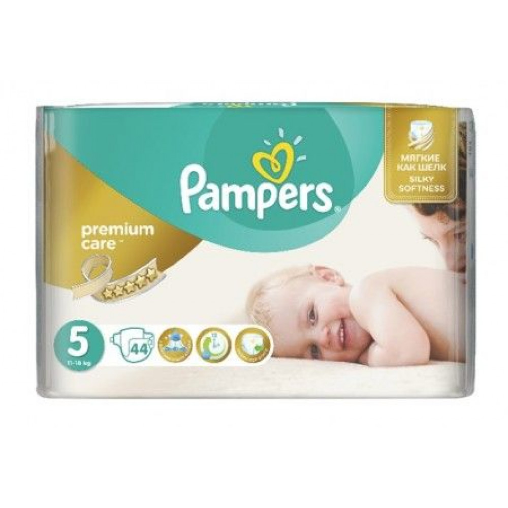 PAMPERS PREMIUM VP 5 JUNIOR (44)