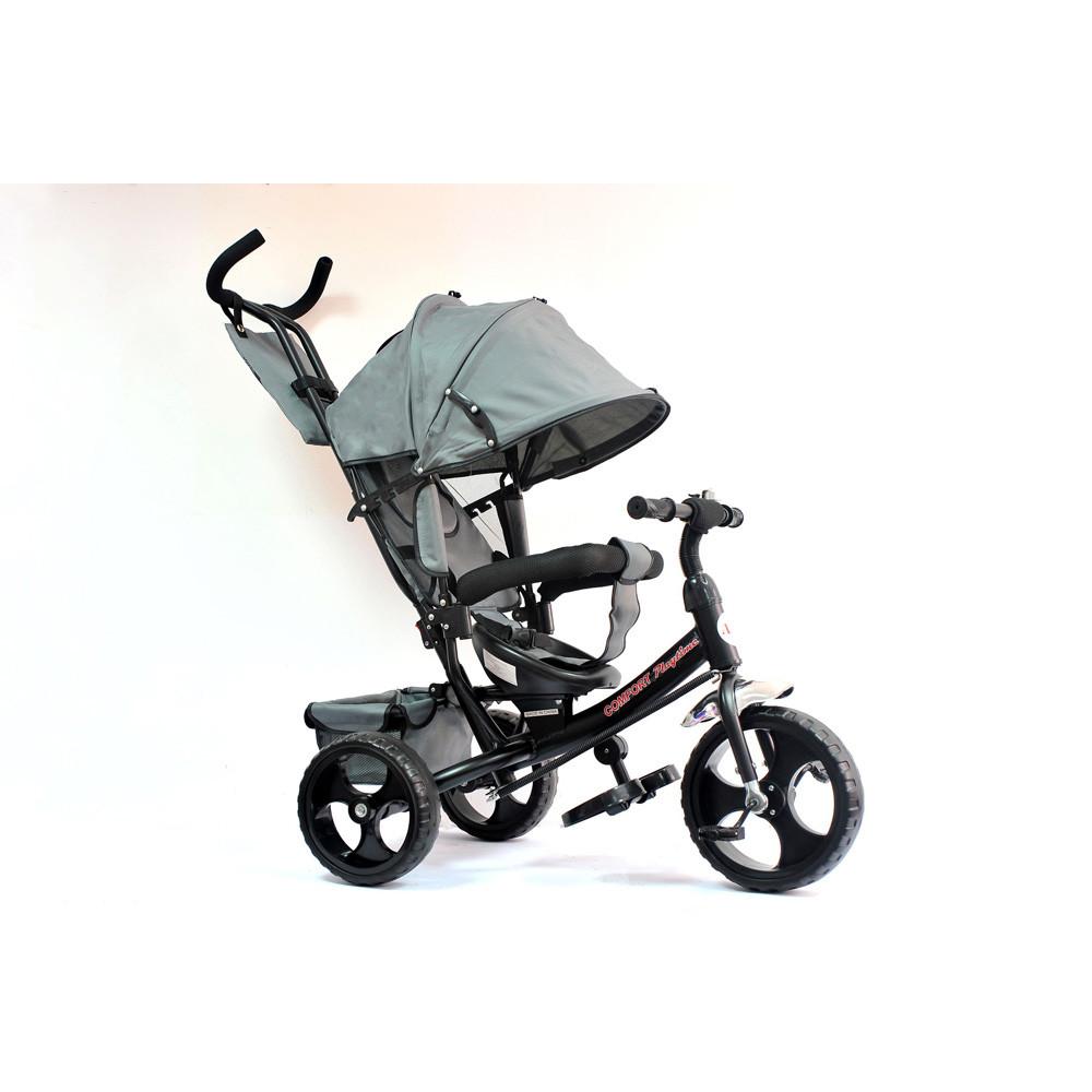 ARISTOM dečiji tricikl play time 417 comfort sivi