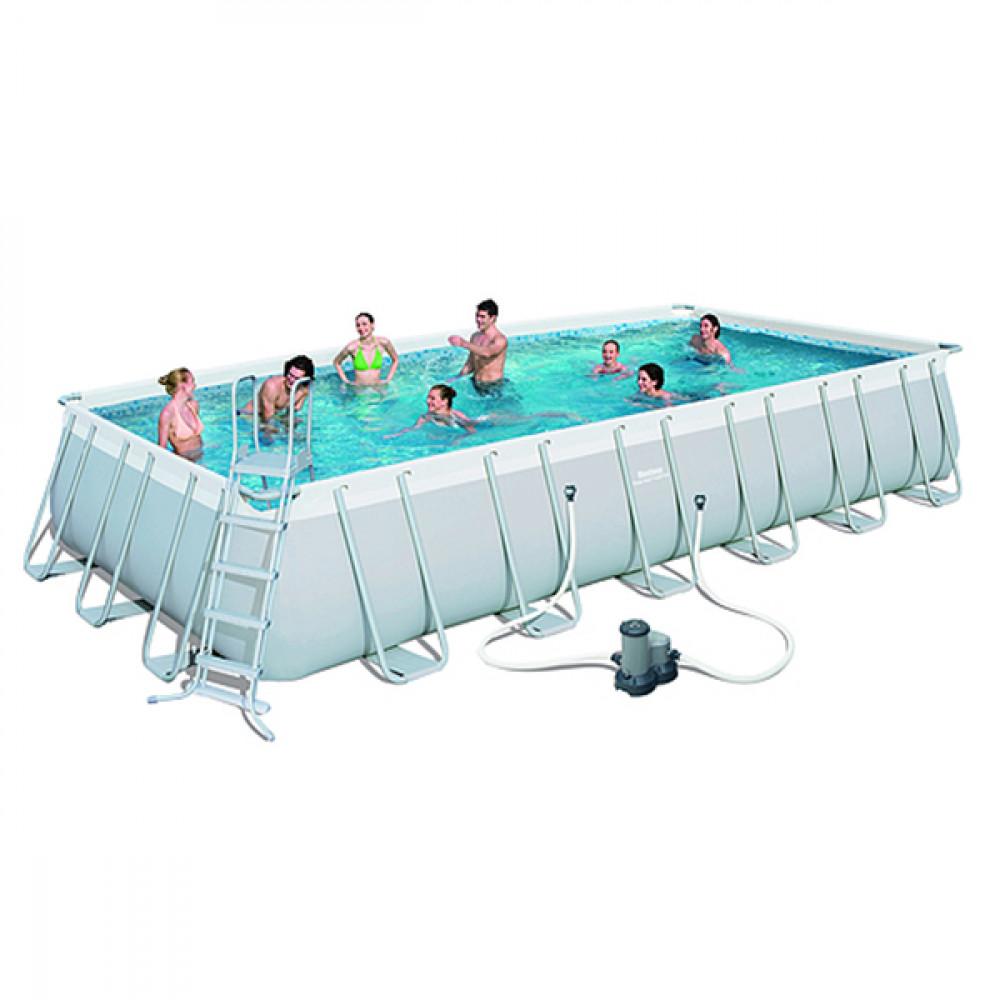 BESTWAY porodični bazen Power Steel 56474