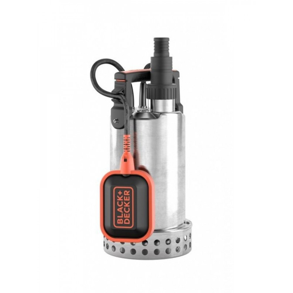 BLACK&DECKER potapajuća pumpa za čistu i prljavu vodu BXUP750XCE