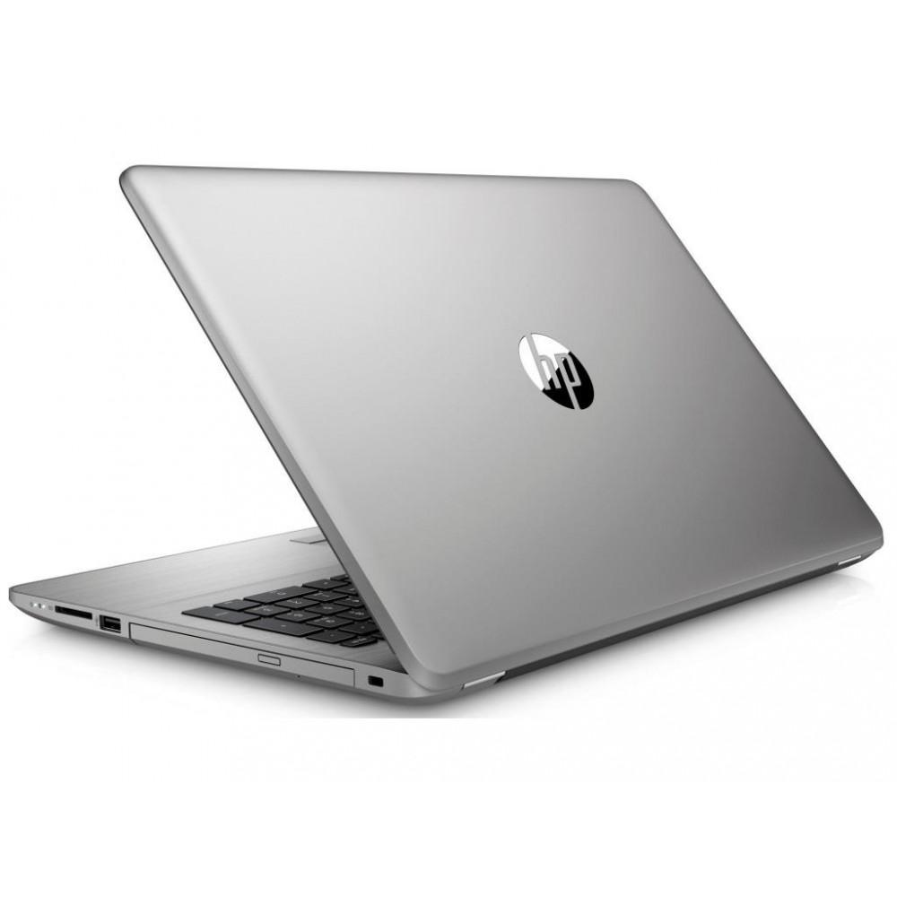 """HP 250 G6 i3-7020U/15.6""""FHD/8GB/128GB+1TB/AMD Radeon 520 2GB/DVDRW/GLAN/Win 10 Pro/Silver 4BD22ES"""