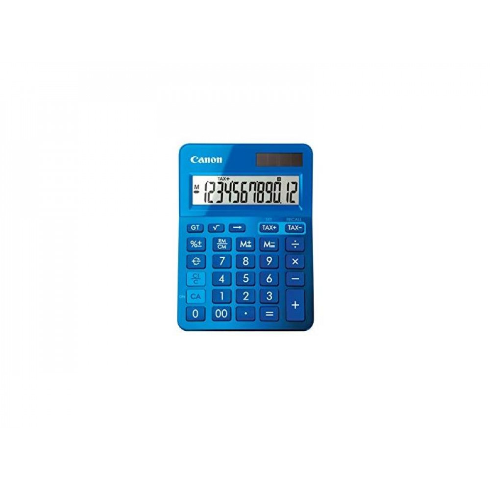 CANON Calculator LS-123K Blue 9490B001AA