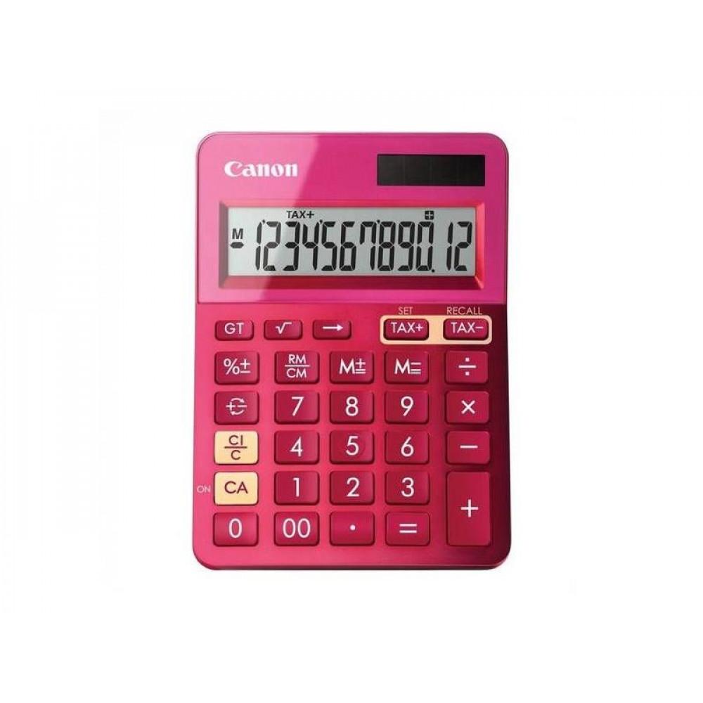 CANON calculator LS-123K Pink 9490B003AA