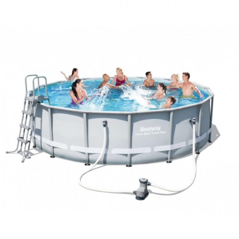 BESTWAY porodični bazen Luxury 488x122cm FFA 194