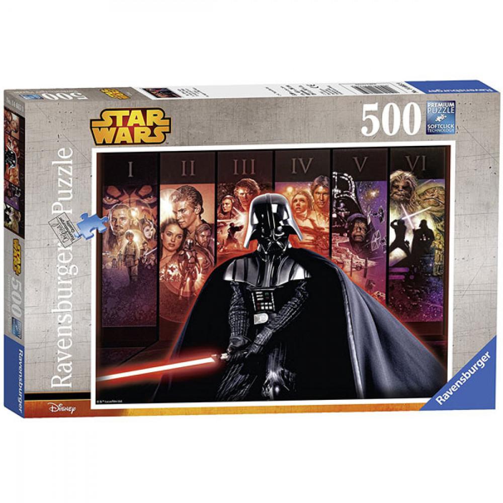 RAVENSBURGER puzzle (slagalice) - Star Wars VIII RA12743