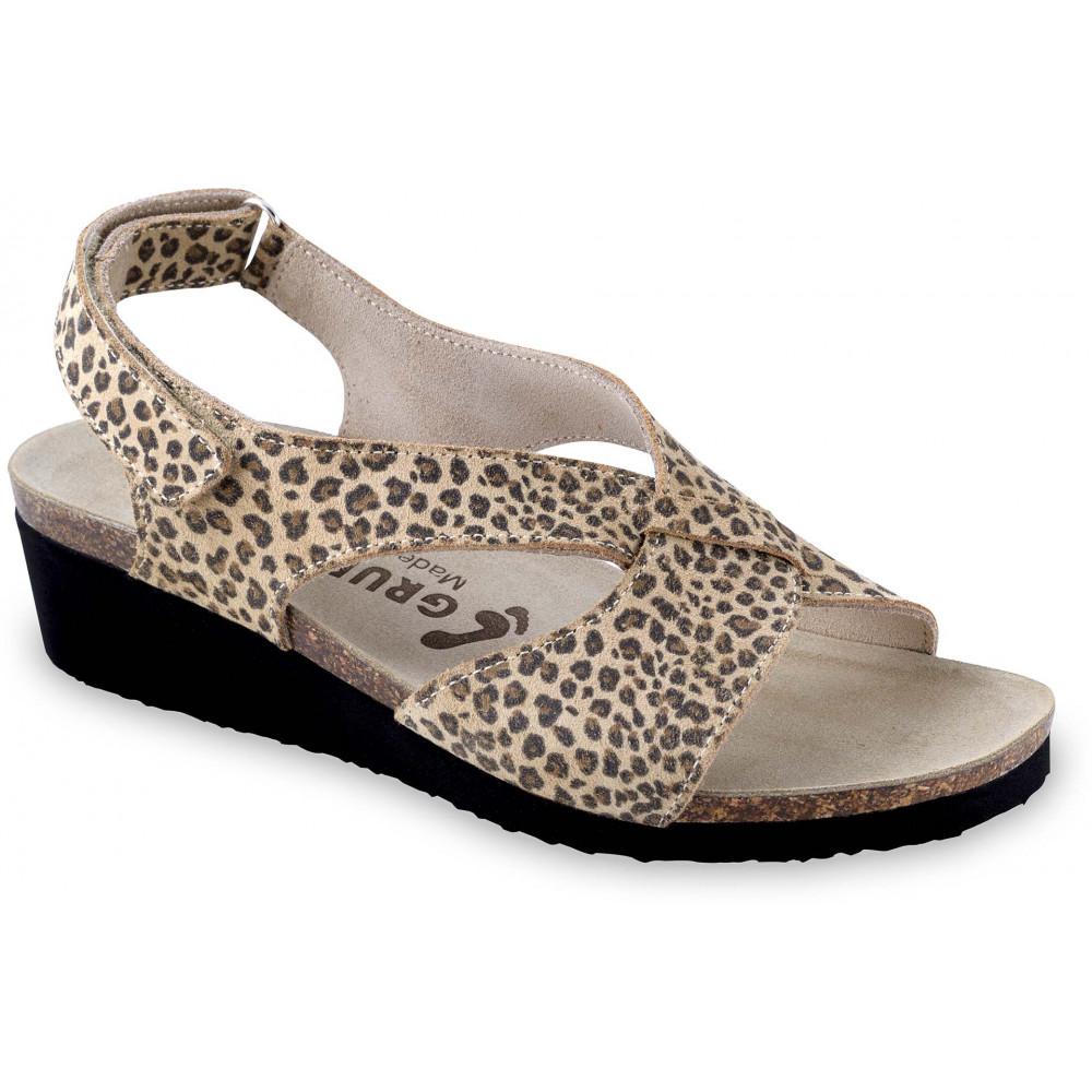 GRUBIN ženske sandale 2763611 MUSCAT Šarene1