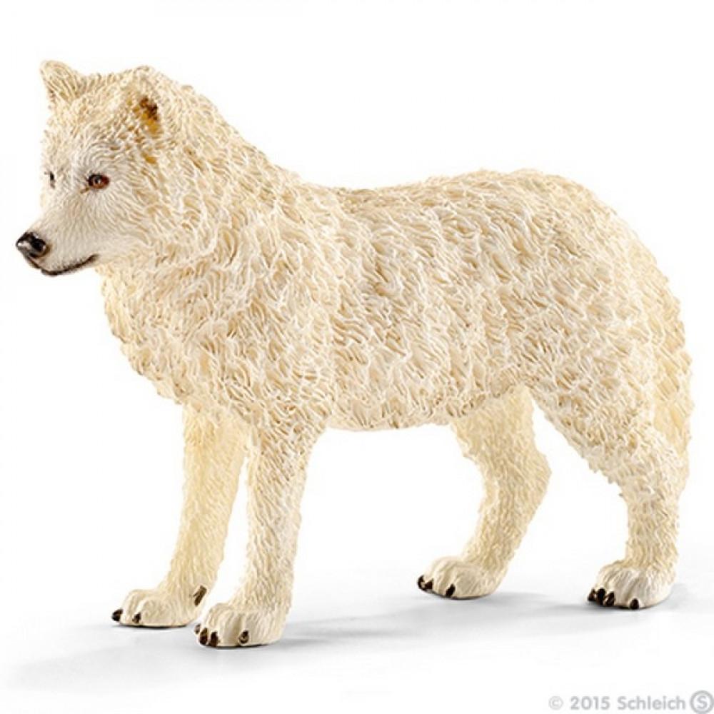 SCHLIECH igračka Artički vuk 14742
