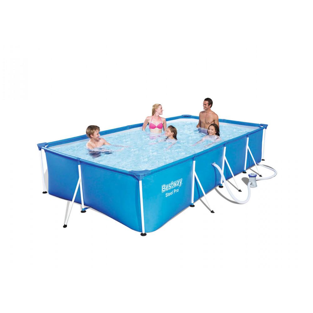 BESTWAY porodični bazen Florida 400x211x81cm FFA 671