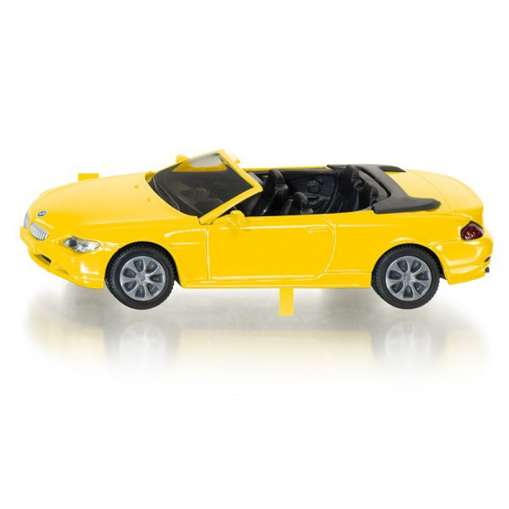 SIKU igračka Auto BMW645i Kabriolet