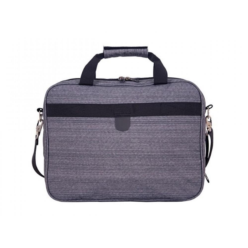 PULSE poslovna torba CASUAL gray 120692