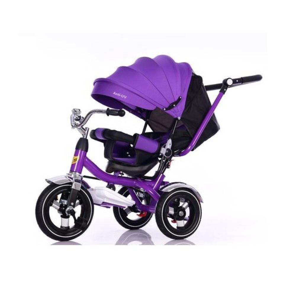ARISTOM dečiji tricikl 414 XL ljubičasta