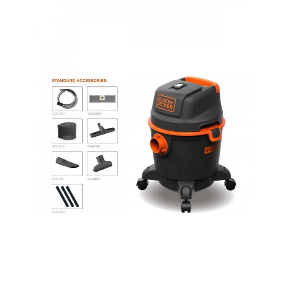 BLACK&DECKER usisivač mokro-suvi 1200 W BXVC20PE