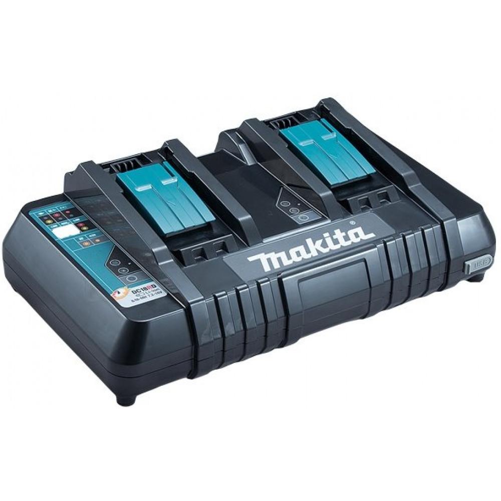 MAKITA punjač brzi za dve baterije DC18RD 630868-6