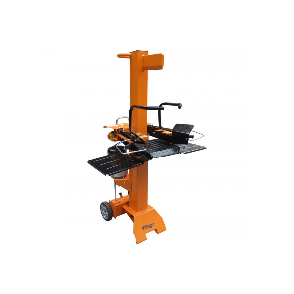 VILLAGER vertikalni cepač drva VLS 8 T