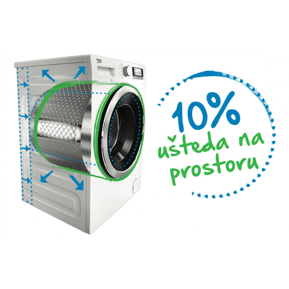 BEKO mašina za pranje veša WRE 6411 BWW ELE00924