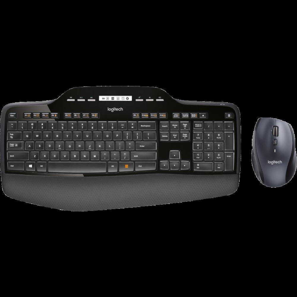 baadc4c577d LOGITECH wireless tastatura MK710 US