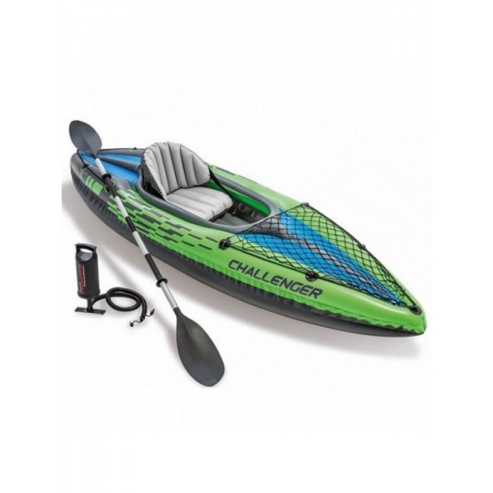 INTEX kajak jednosed 274 x76 x33cm - CHALLENGER K1 KAYAK 68305