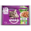 WHISKAS hrana za mačku, Mesani izbor 4x85g 520250