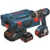 BOSCH akumulatorska vibraciona bušilica-odvrtač GSB 18 V-Li 060186710F