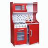 VIGA 50379 KUHINJA MODERN RED