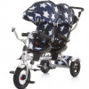 CHIPOLINO Tricikl za blizance Tandem stars 710050
