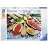 RAVENSBURGER puzzle (slagalice) - začini RA14645