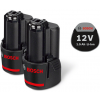BOSCH akumulator GBA 12V 2x1,5AH 1600Z0003Z