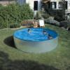 PONTAQUA porodični bazen sa čeličnom oplatom Valence 4,5x0,9m FFA 102