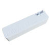 DENVER prenosna baterija PBA 2600/2600 mAh bela