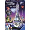 RAVENSBURGER 3D puzzle (slagalice) - disney ajfelov toranj RA12520