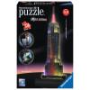 RAVENSBURGER 3D puzzle (slagalice) - empire state building n RA12566