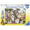 RAVENSBURGER puzzle (slagalice) - Mačići RA12620