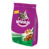 WHISKAS hrana za mačku, briketi, jagnjetina 300g 520208