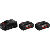 BOSCH početni set 2 x GBA 36 V 6,0 Ah + GAL 3680 CV 1600A00L1U