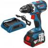 BOSCH akumulatorska bušilica-odvrtač GSR 18 V-EC WLC 06019E8106