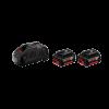 BOSCH početni set  2 x GBA 18 V 6,0 Ah H-C + GAL 1880 CV 1600A00B8L