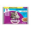 WHISKAS hrana za mačku, izbor ribe 4x100g 520217
