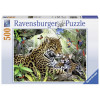 RAVENSBURGER puzzle (slagalice) - jaguar RA14486