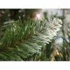 Zelena novogodišnja jelka sa belim vrhovima 180 cm 21322